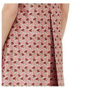 5a2dccd6ac77 Tory Burch Dresses - Tory Burch Silk Gazar Square Neck Dress